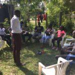 hivos project youth focus group discusion nyalunya dispensary kisumu east kisumu county